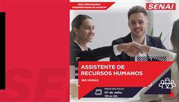 CURSO - ASSISTENTE DE RECURSOS HUMANOS